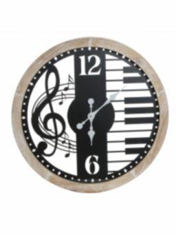 reloj-musica-clave-sol-negro-metal-madera-rustico-vintage-item-lomejorsg.jpg